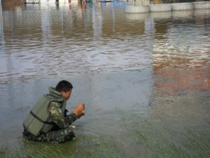 Thai soldier,HERO อุทกภัย 54 18 -