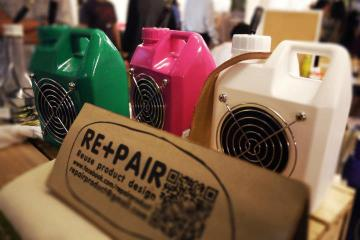 RE+PAIR เปลี่ยนขยะมาเป็นดีไซน์ 6 - green product