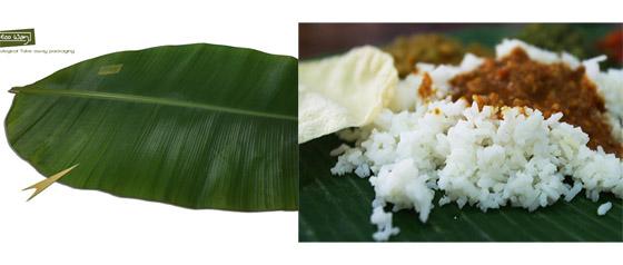 Banana Leaf Rice จานอาหาร-ใช้ช่วงน้ำท่วม 15 - Banana Leaf