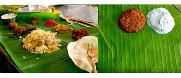 B11 580x253 Banana Leaf Rice จานอาหาร ใช้ช่วงน้ำท่วม