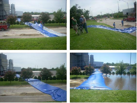 flood barriers ถุงยักษ์ต้านน้ำท่วม 14 -