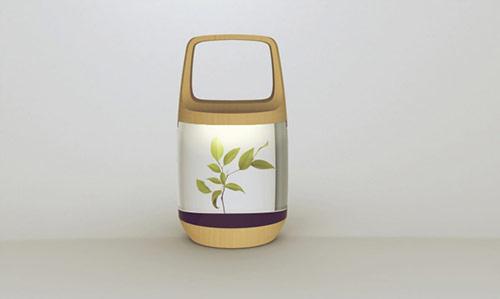 Eco-Lantern 19 - eco-design