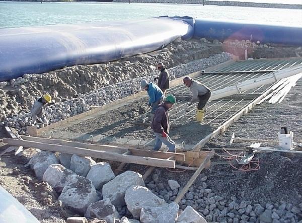 flood barriers ถุงยักษ์ต้านน้ำท่วม 18 -