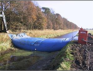 flood barriers ถุงยักษ์ต้านน้ำท่วม 13 -