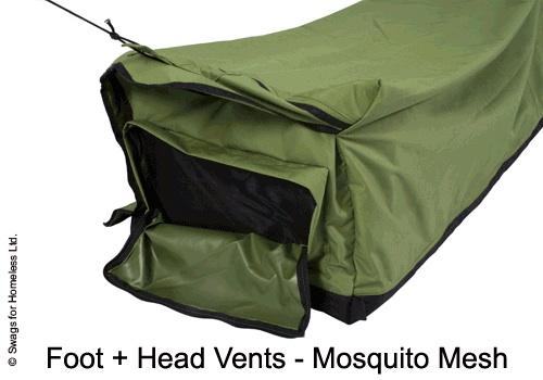 Backpack Bed เตียงนอนเคลื่อนที่พกพาได้ 14 -