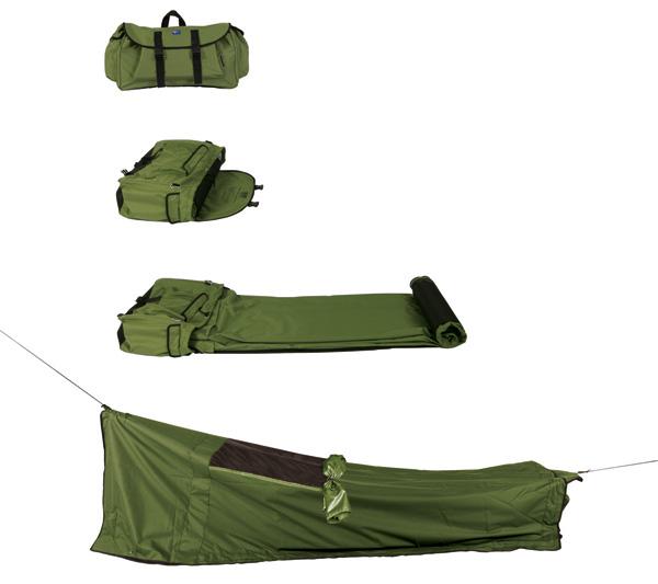 Backpack Bed เตียงนอนเคลื่อนที่พกพาได้ 13 -