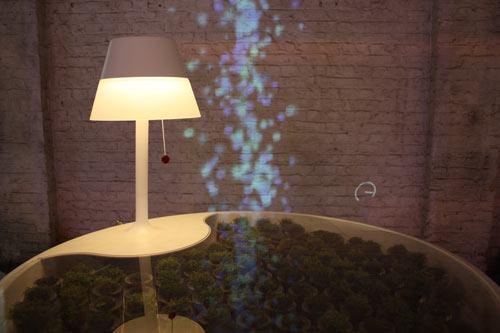 Moss table 17 - Lighting
