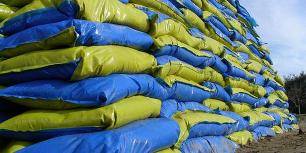 Sandbrick sandbag ถุงทรายไฮโซ 14 -