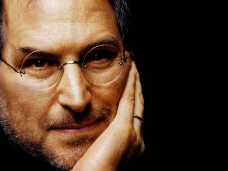 steve jobs photo Steve Jobs..Connecting the Dot