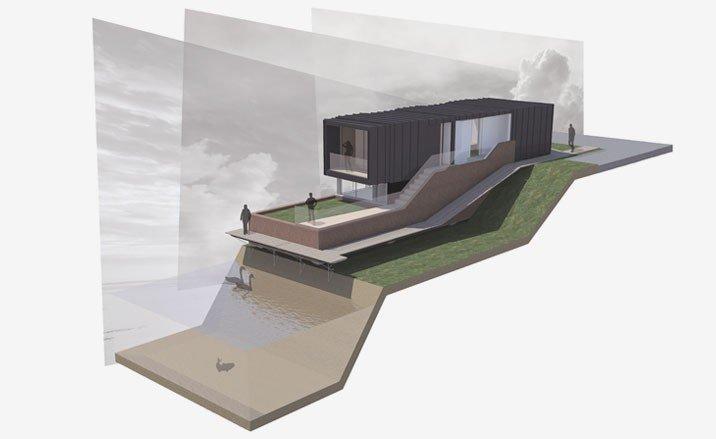 Flood Houses of the Future 13 - flood