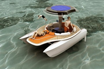 Pedal Boat concept ล่องเรือซิลยามน้ำท่วม 8 - Pedal Boat