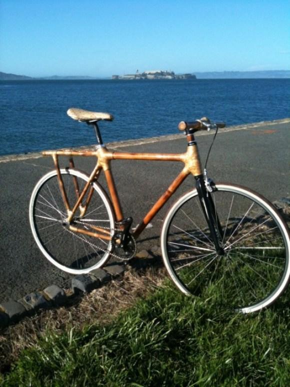 Bambike จักรยานไม้ไผ่รายได้สู่ชุมชน 17 - bamboo