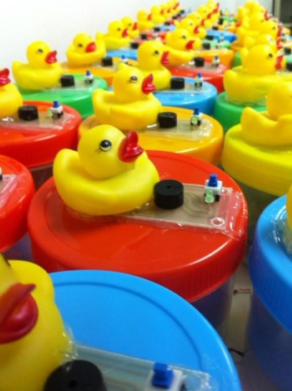 FloodDuck น้องเป็ดเช็คไฟรั่ว 15 - flood