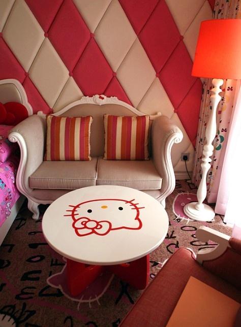 3064306587 ไปทัวร์ Hello Kitty room ที่เกาะเชจูเกาหลี