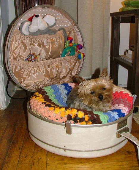 40982 6 4681 Pets Bed to Go..เตียงนอนสัตว์เลี้ยงพร้อมเคลื่อนย้าย