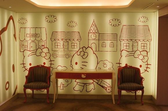 ไปทัวร์ Hello Kitty room ที่เกาะเชจูเกาหลี 31 - hello kitty