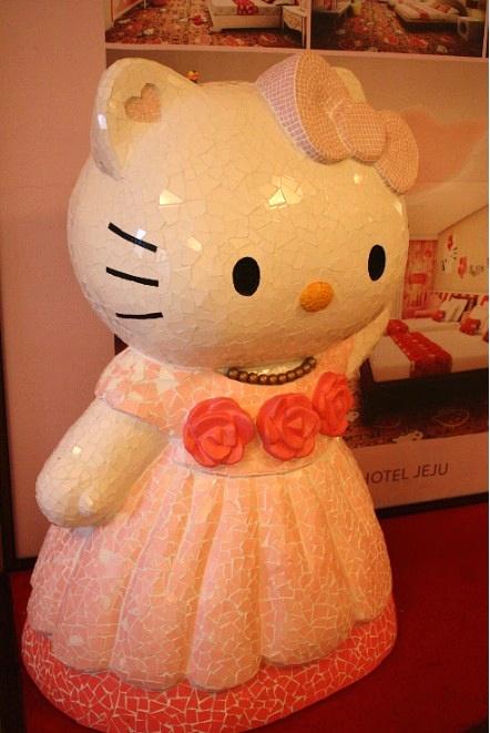 ไปทัวร์ Hello Kitty room ที่เกาะเชจูเกาหลี 30 - hello kitty
