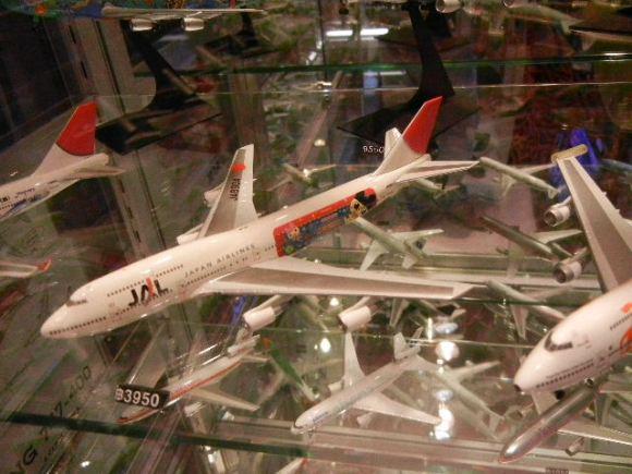 DSCN6485 580x435 ร้านโมเดลเครื่องบิน..ที่ Terminal 21