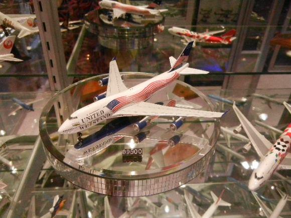 DSCN6486 580x435 ร้านโมเดลเครื่องบิน..ที่ Terminal 21