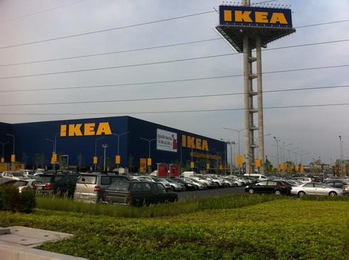 IKEA เปิดแล้ว..คนแห่ไปกันแน่นห้าง 27 - IKEA (อิเกีย)