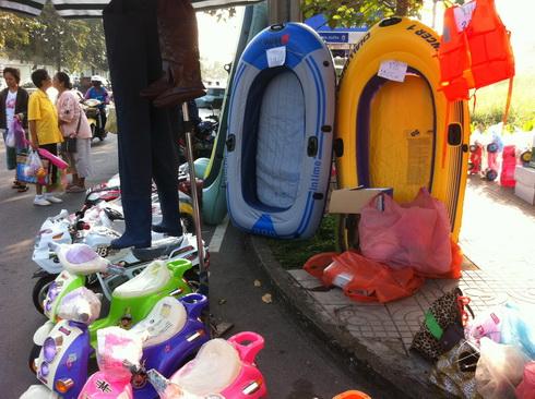 ตลาดเช้าที่สวนหลวง ร.9 26 -