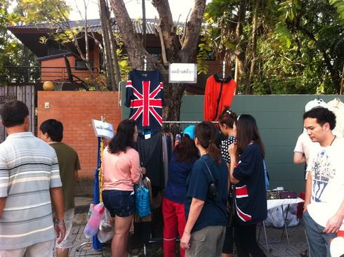 ตลาดเช้าที่สวนหลวง ร.9 14 -