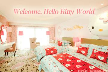 ไปทัวร์ Hello Kitty room ที่เกาะเชจูเกาหลี