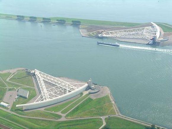 Delta Works โครงการป้องกันน้ำท่วมทั้งเนเธอร์แลนด์ ประเทศที่ต่ำกว่าระดับน้ำทะเล 14 - delta plan