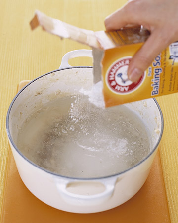 baking soda Green Cleaning..ทำความสะอาดบ้านแบบปลอดสารพิษ