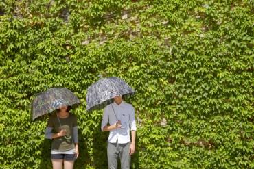 Goggles umbrella แฟชั่นทหารบนร่ม 21 - umbrella