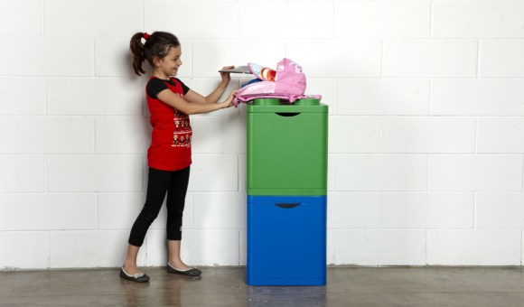 LEGO recycling containers 17 -