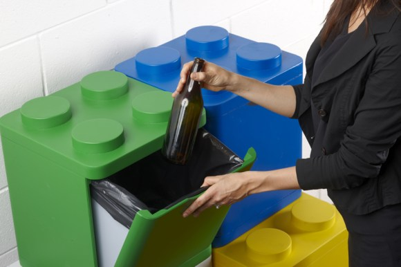 LEGO recycling containers 14 -