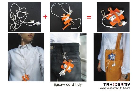 ที่เก็บสายหูฟังเก๋ๆ..ผลงานคนไทย รางวัล Good Design Award จากญี่ปุ่น 15 - DEmark