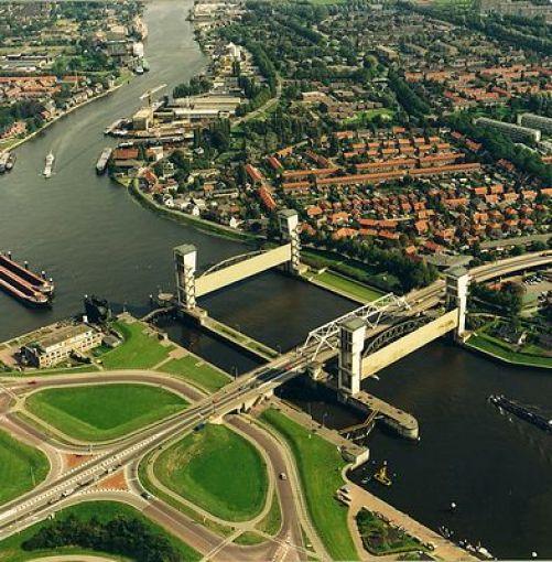Delta Works โครงการป้องกันน้ำท่วมทั้งเนเธอร์แลนด์ ประเทศที่ต่ำกว่าระดับน้ำทะเล 16 - delta plan