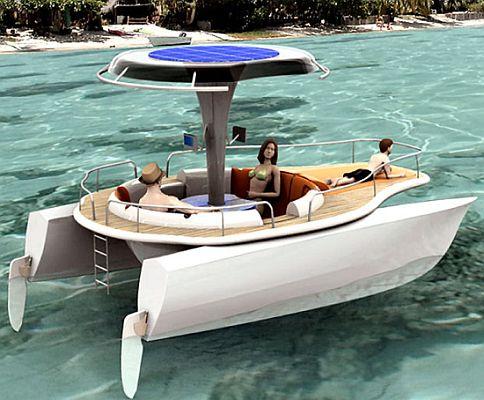 Pedal Boat concept ล่องเรือซิลยามน้ำท่วม 14 - Pedal Boat