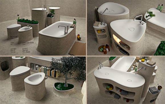 031 580x366 Flow Bathroom ห้องน้ำแสนภิรมย์