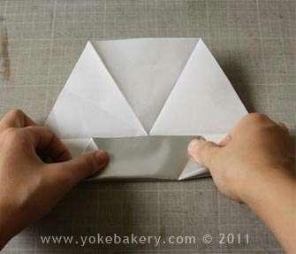 25541211 091007 Origami Snowflake..เอาไว้ตกแต่งบรรยากาศช่วงปีใหม่