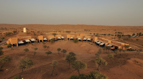 AccommodationStyleARKTBanyanTreeAlWad00206 580x323 Banyan Tree AL Wadi รีสอร์ท ณ ดูไบ