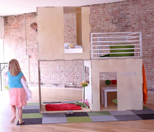 Modern Playhouses by Play Modern บ้านเด็กเล่น 18 -