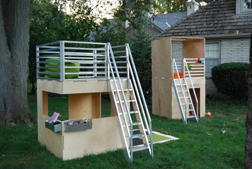 Modern Playhouses by Play Modern บ้านเด็กเล่น 15 -