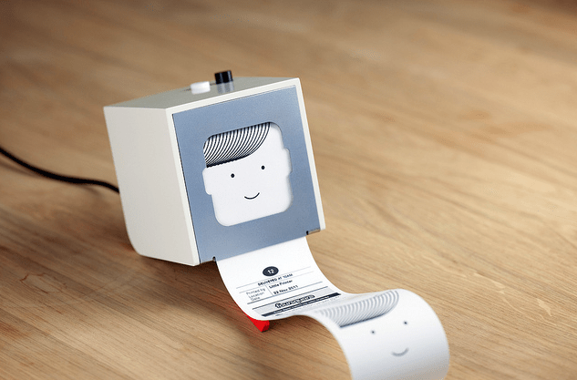 Little printer พริ้นเตอร์ตัวจิ๋วแสนเก๋ 27 - printer