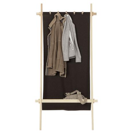 dzn Lodelei by Nils Holger Moormann 1 Nils Holger Moormann ราวตากผ้า+แขวนผ้า+เก็บผ้า