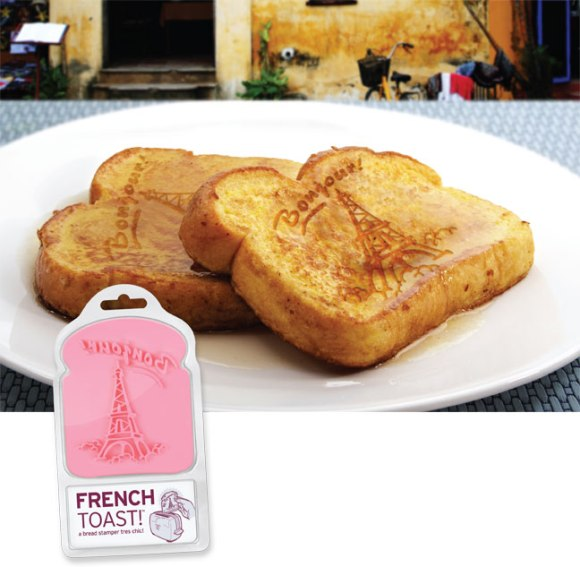 frenchtoast 648 580x567 เปลี่ยนห้องครัวให้กลายมาเป็นสวนสนุก