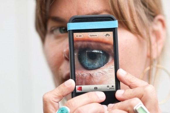 Macro Cell Lens Band 15 - film cameras