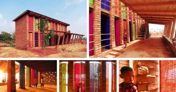 01 580x303 แง่คิด ความยั่งยืนด้านสถาปัตยกรรมของแอฟริกา Africa Calling by Francis Kere