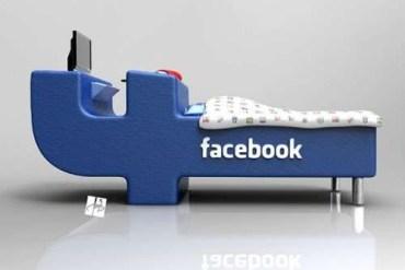 FBed..เตียงสำหรับคนติดสังคมออนไลน์ 21 - Facebook
