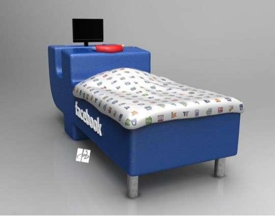 25550106 092213 FBed..เตียงสำหรับคนติดสังคมออนไลน์