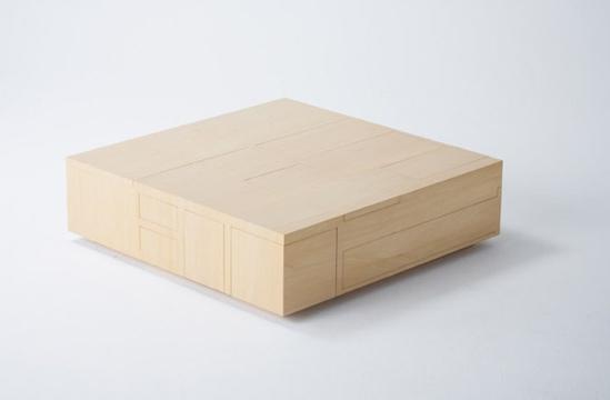 25550114 164529 The Kai Table..โต๊ะไม้จิ๊กซอว์ ยิ่งกว่าค่ายกล...สไตล์ญี่ปุ่น..