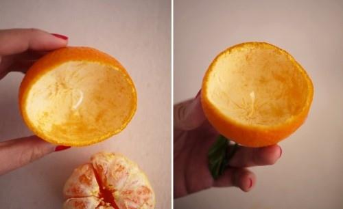 25550126 101918 แสงไฟโรแแมนติก..จากเปลือกส้ม