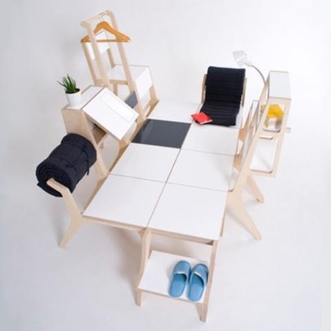 25550130 212557 Multifunction Furniture แบบหลุดโลก..รับได้ไหมเนี่ย...